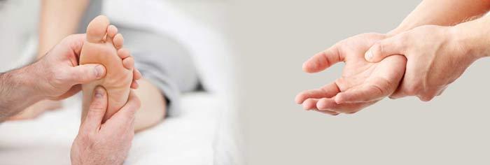 مور مور شدن یا سوزن سوزن شدن دست و پا و درمان آن