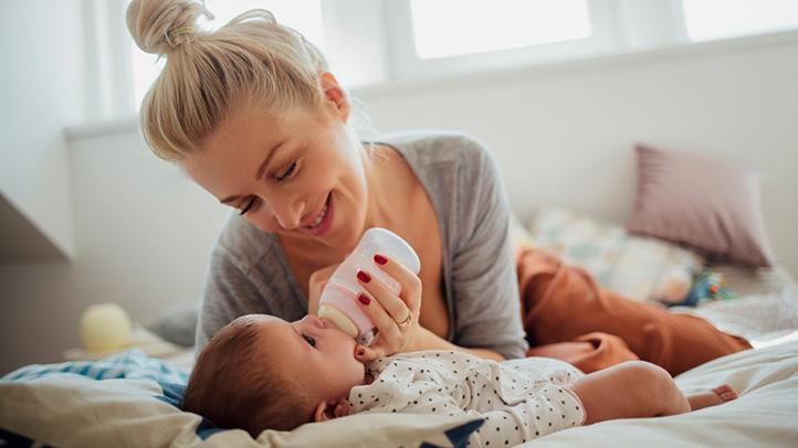 نکات ضروری از شیر گرفتن کودک
