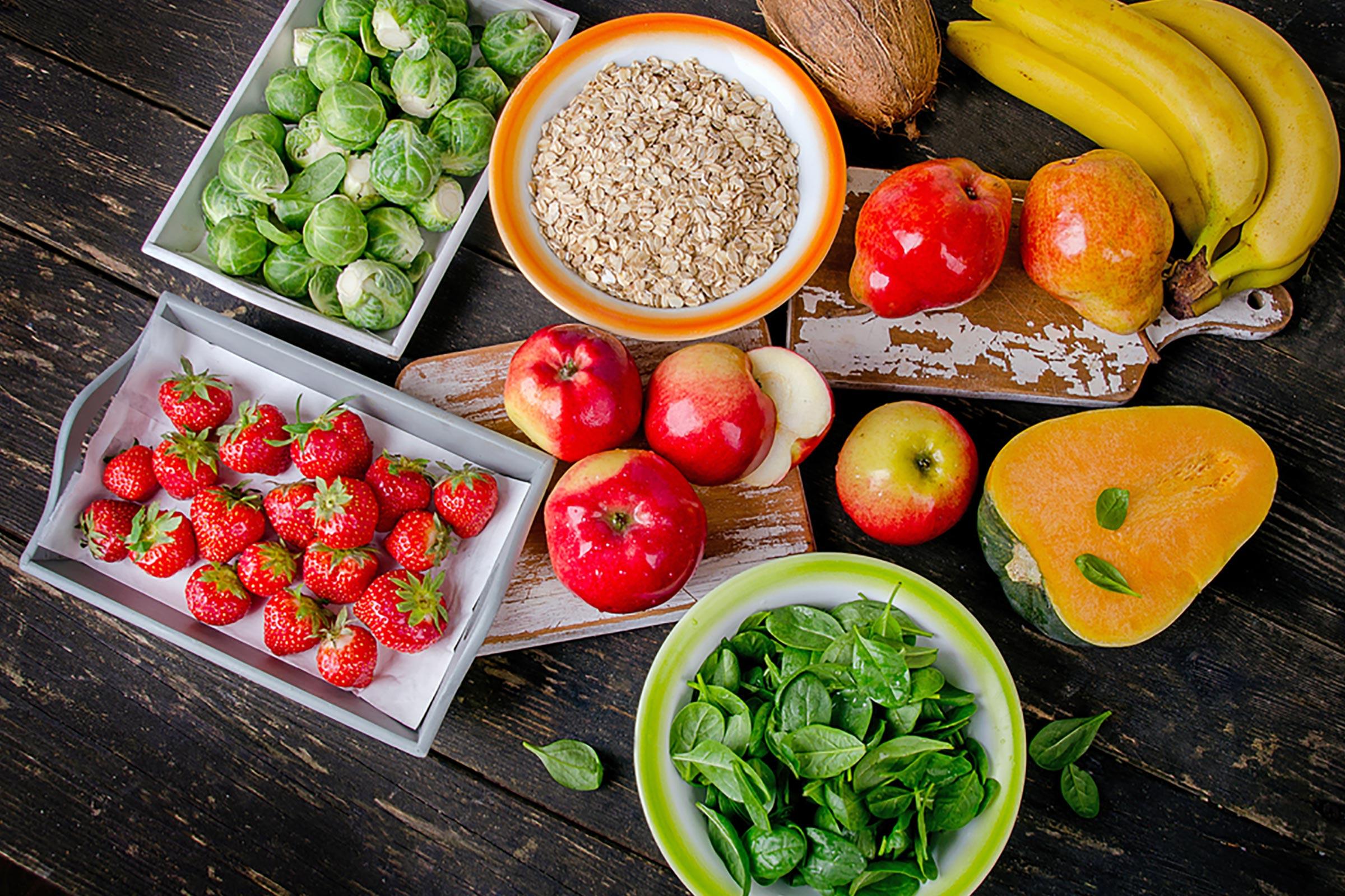 مواد غذایی حاوی ملین طبیعی در طب سنتی