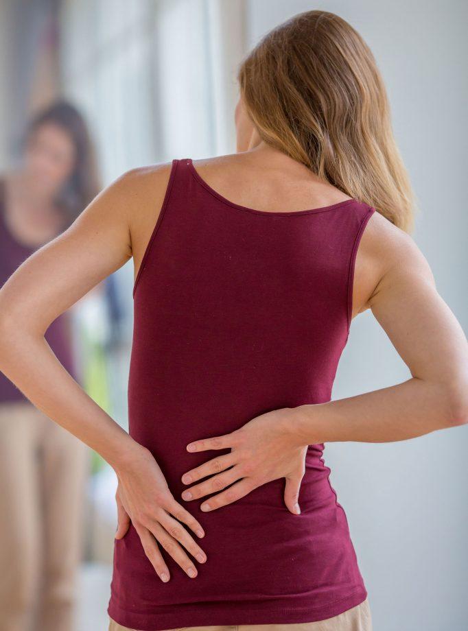 کاهش درد کمر با طب سنتی
