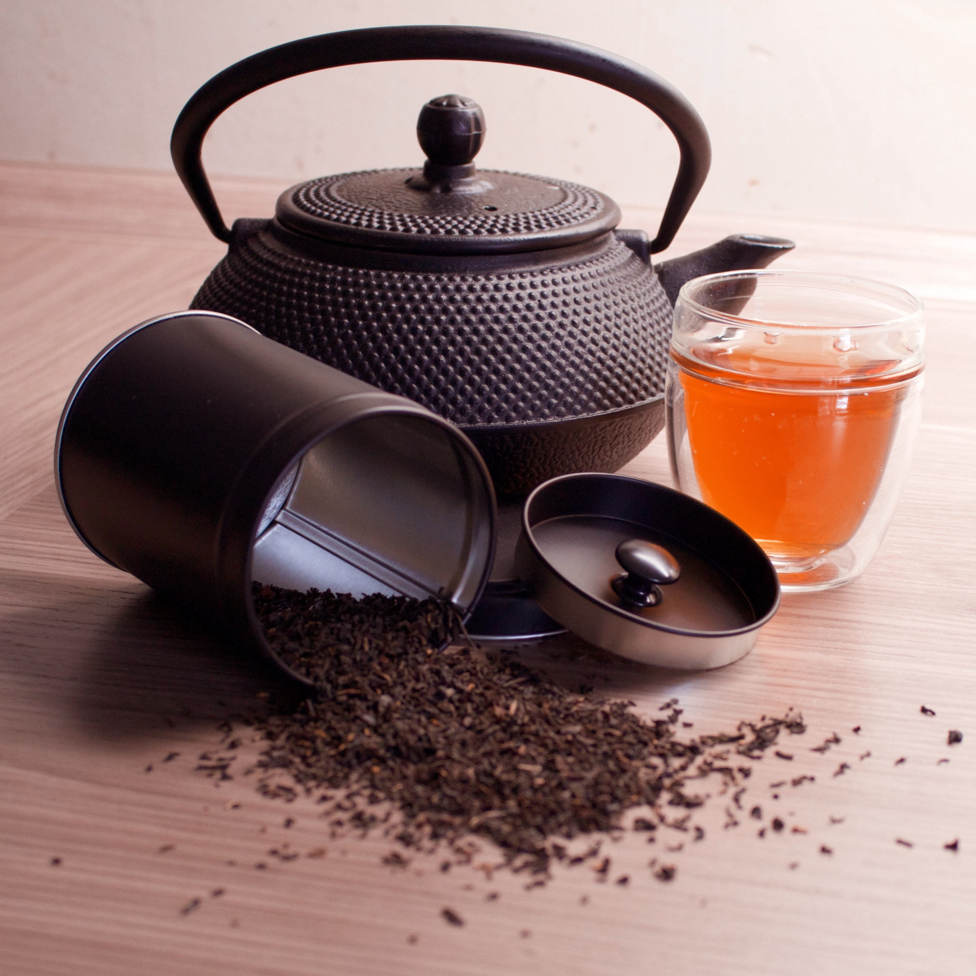 درمان دیابت با چای سیاه در طب سنتی