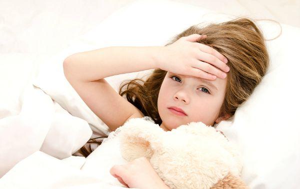درمان تب کودکان در سرماخوردگی با طب سنتی