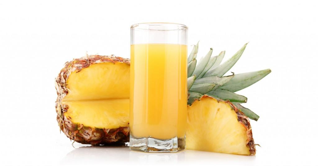آناناس شربت ضد سرفه کاملا طبیعی در طب سنتی