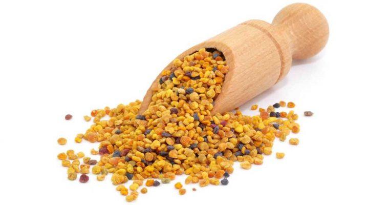 خواص گرده گل و نحوه مصرف آن در طب سنتی