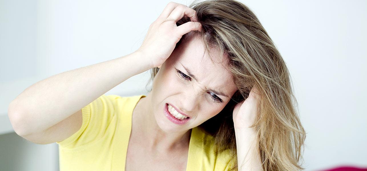 دلایل خارش سر و درمان آن در طب سنتی
