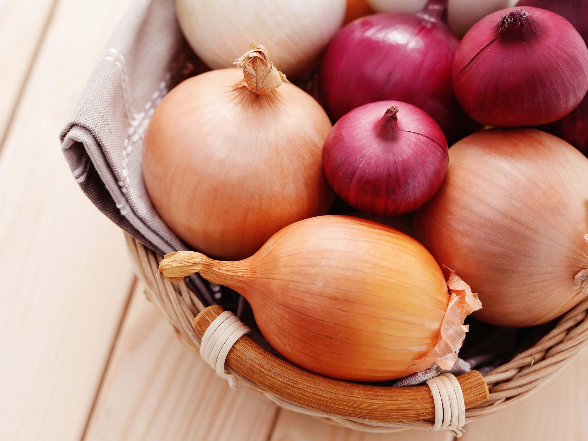 خواص درمانی پیاز در طب سنتی