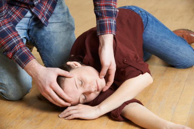 درمان تشنّج (صرع) با طب سنتی