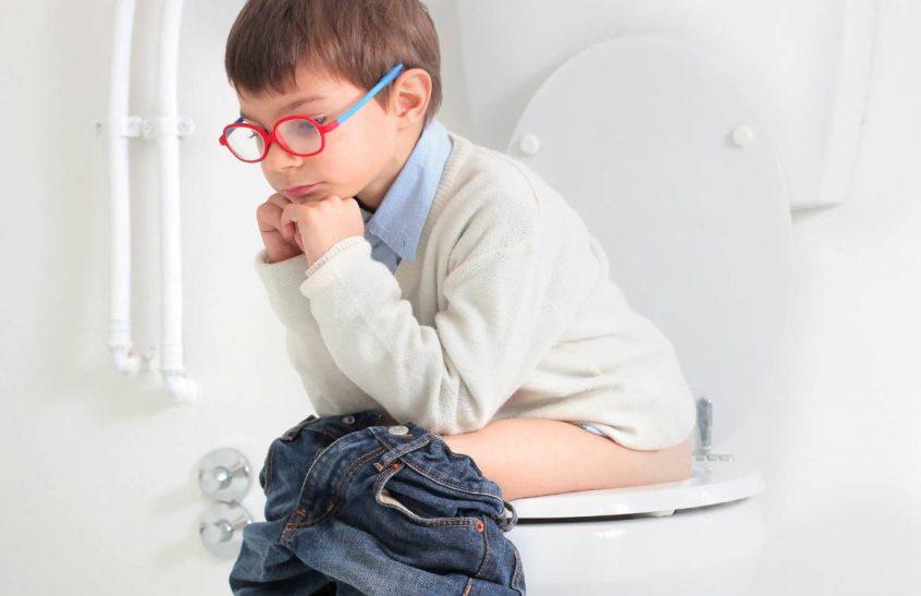 درمان یبوست در کودکان 5 تا 12 سال