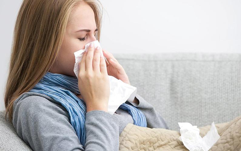 مقابله با سرماخوردگی با آنتی بیوتیک گیاهی
