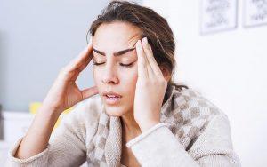 درمان سردرد شقیقه