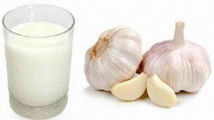 طرز تهیه شیر سیر