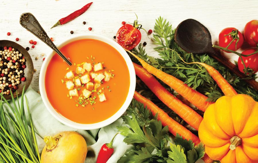 تغذیه ی مناسب فصل پاییز در طب سنتی