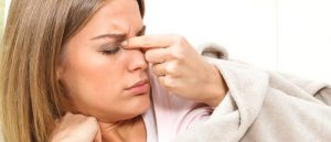 درمان سر درد سینوزیت