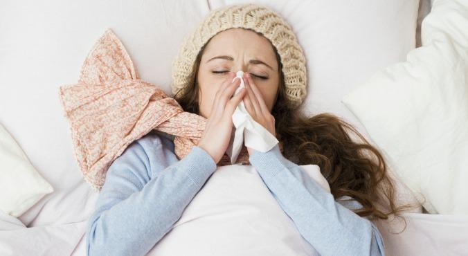 درمان آنفولانزا در طب سنتی
