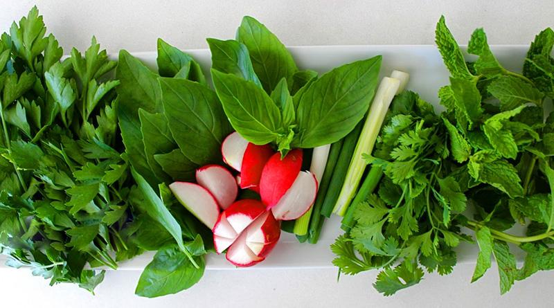 فواید سبزی خوردن در طب سنتی