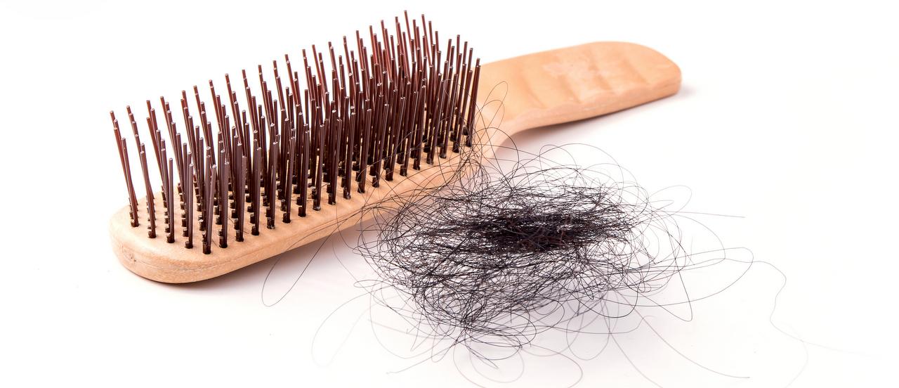 درمان ریزش مو در طب سنتی