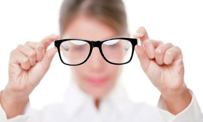 درمان ضعف چشم