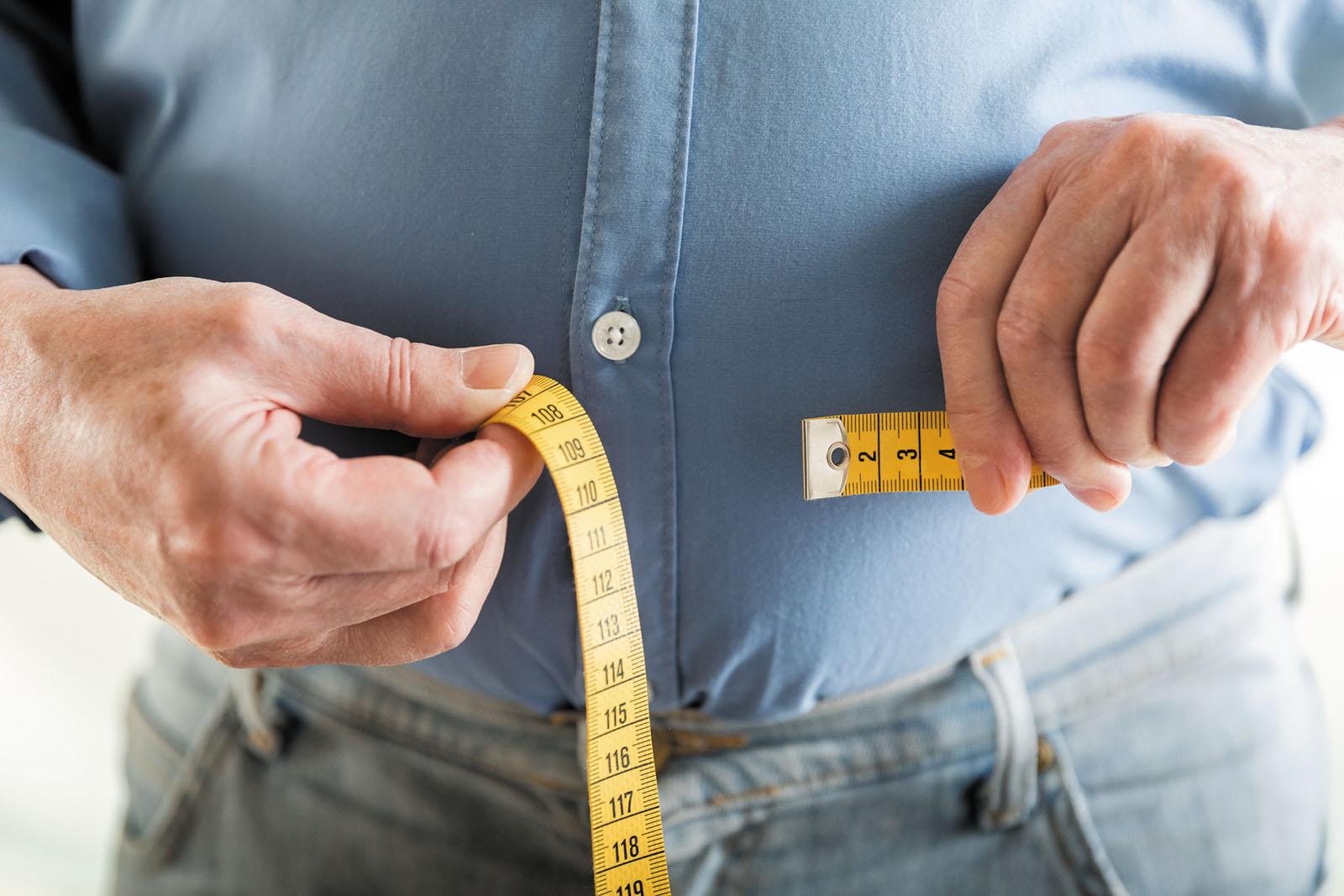 علت چاقی در طب سنتی