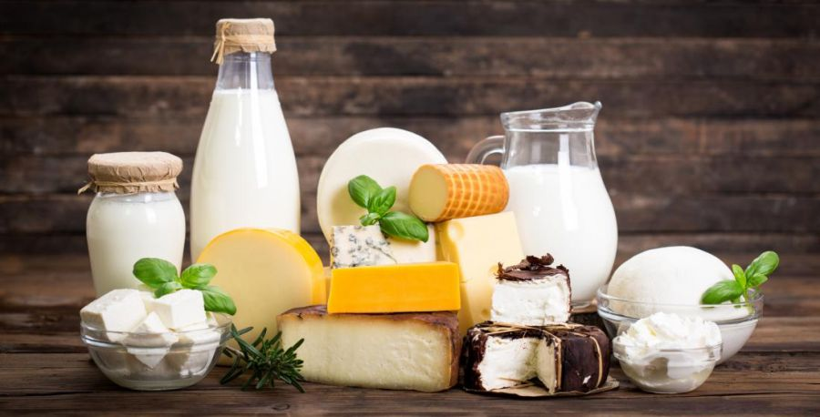 منع مصرف لبنیات در طب سنتی