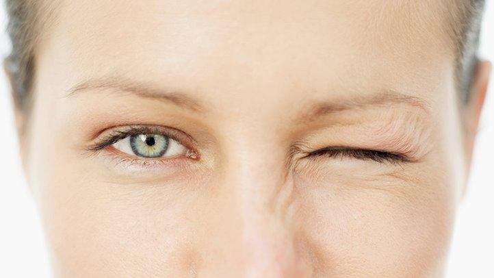 درمان پرش پلک در طب سنتی
